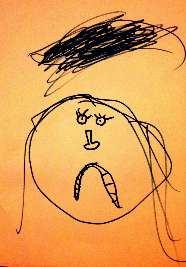 A Child With No Childhood, by Poppy Harrop age 6