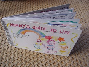 Mummy's Guide to Life for Poppy, Elizabeth Willmott-Harrop