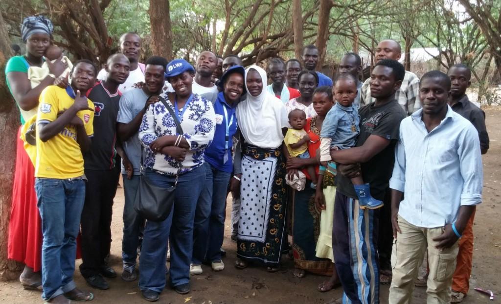 Adolescent advocacy group Kakuma EWH 21 Dec 15 - low res